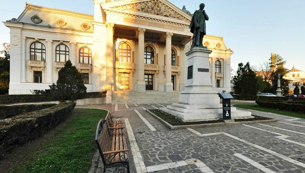Teatrul National Iași