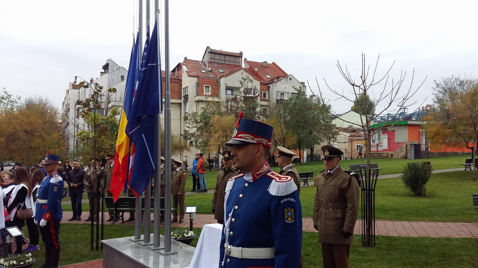 Parcul din Targu Cucu devinde de astazi american