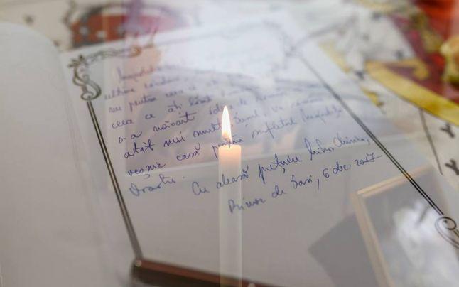 carte de condoleante