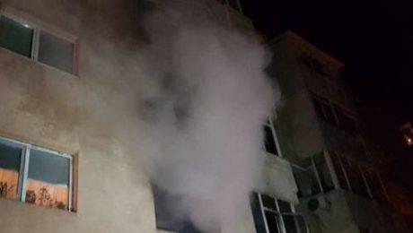Victime deflagrație bloc Iași